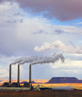 Pollution on Navajo Land